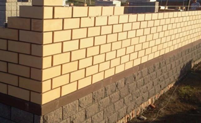 Материалы для возведения стен